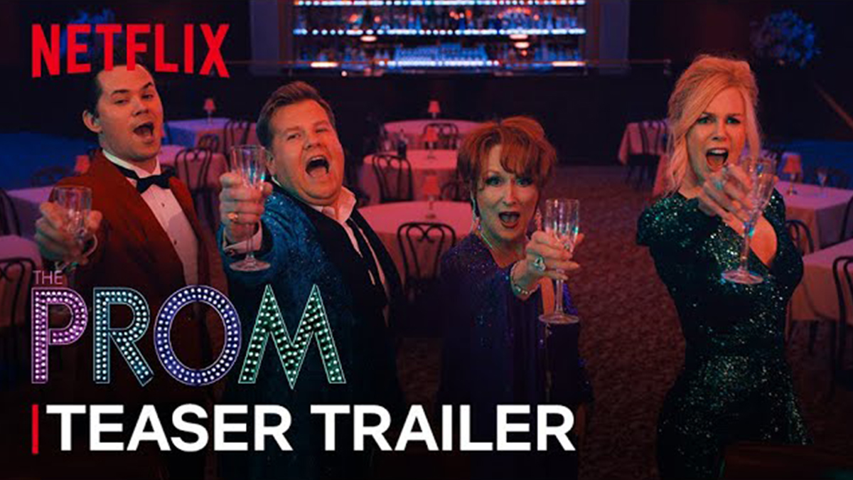 The Prom Teaser Trailer