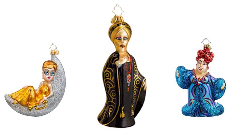BCEFA Ornaments