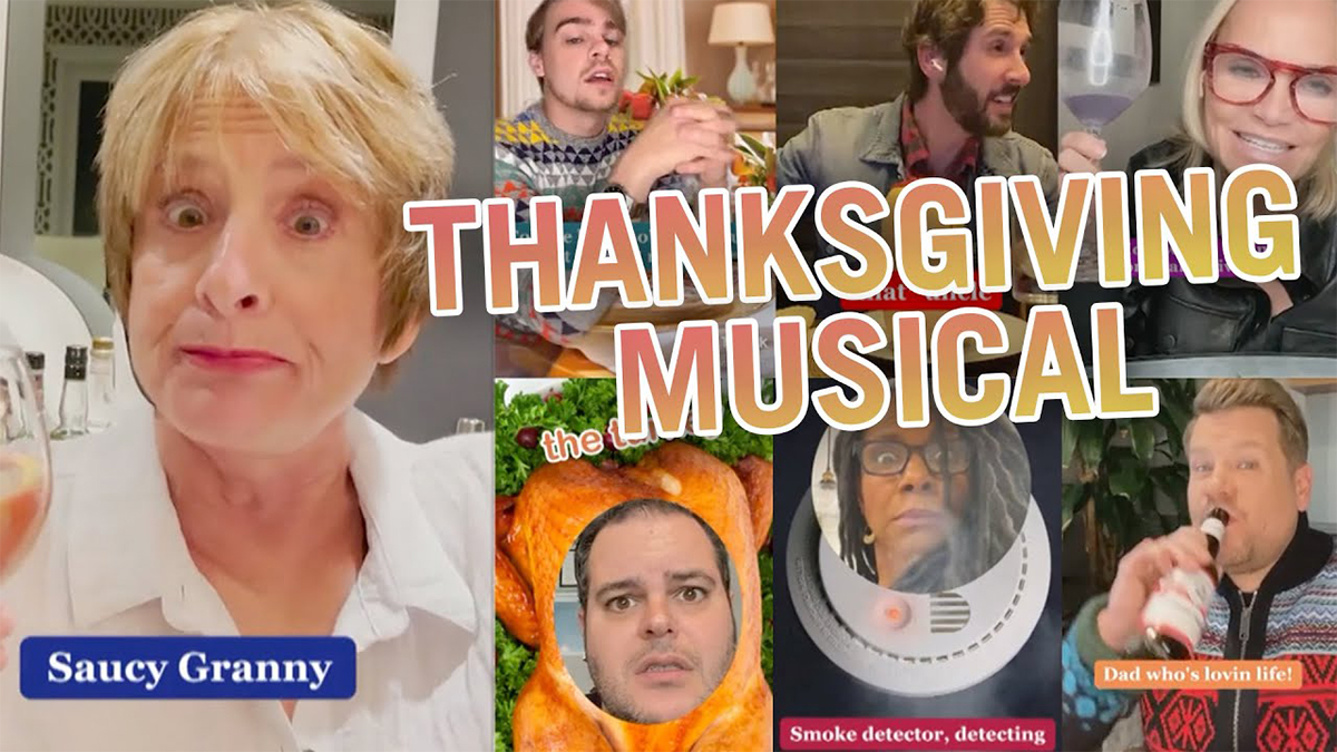 Thanksgiving TikTok Musical