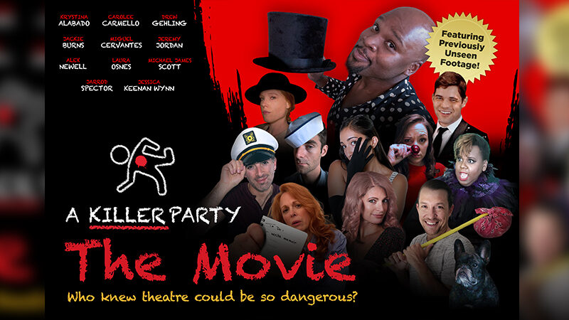 A Killer Party: A Movie