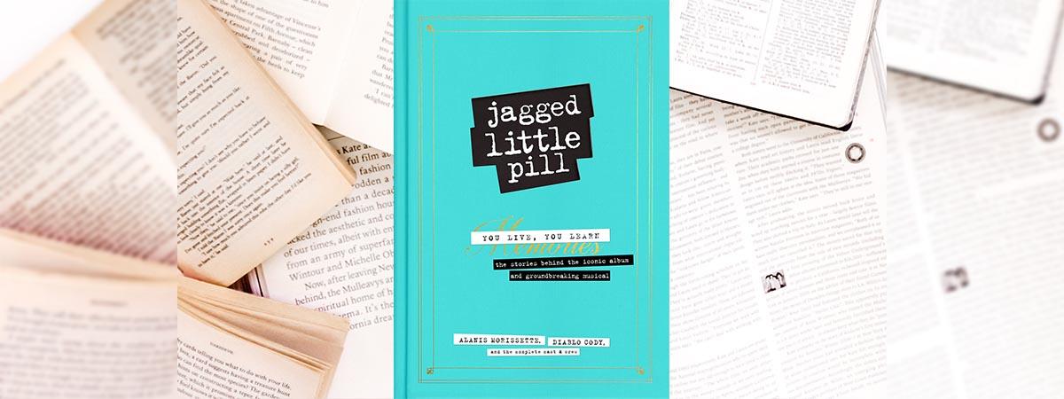 Jagged Little Pill Book