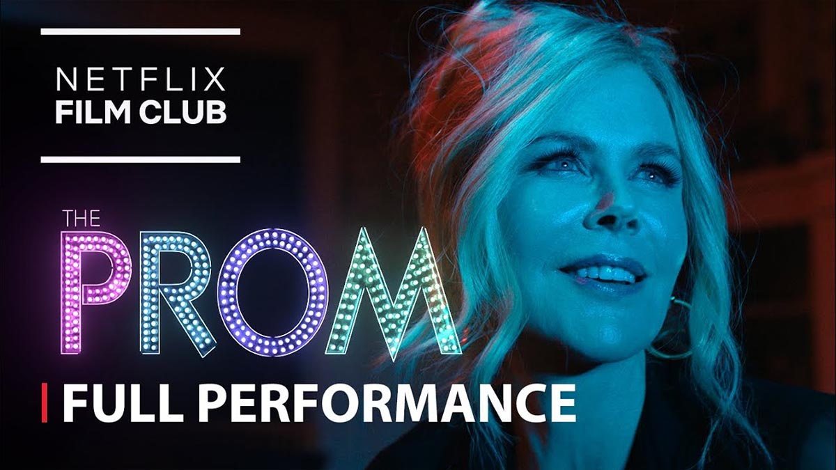"Nicole Kidman's Full Performance of ""ZAZZ"""