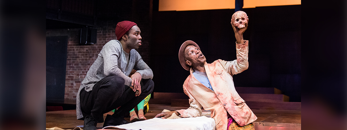 Royal Shakespeare Company on BroadwayHD