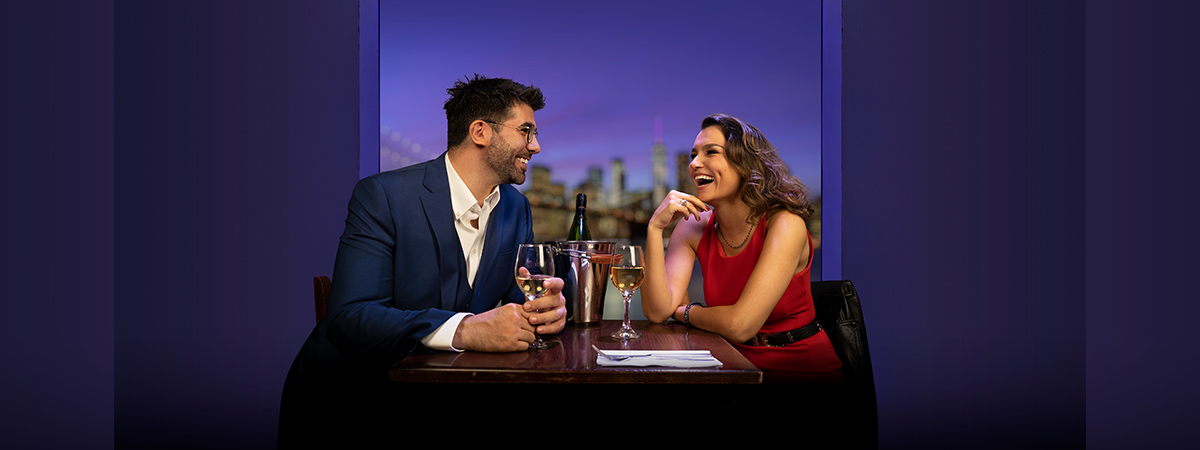 First Date The Musical with Samantha Barks and Simon Lipkin