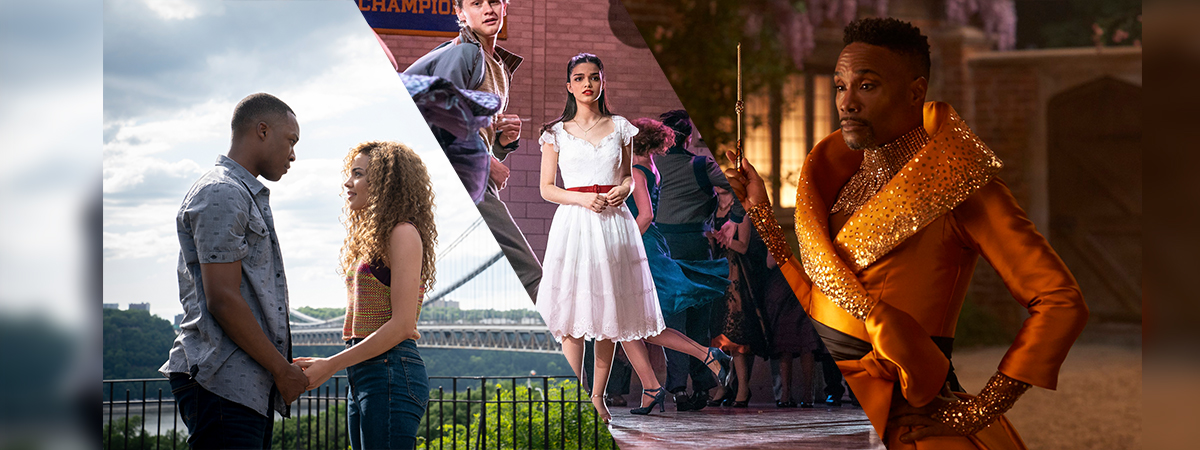 Everything You Need to Know about the Movie Musicals of 2021