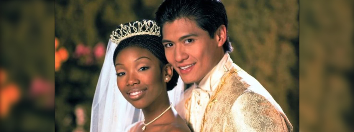Brandy and Paolo Montalban in Cinderella