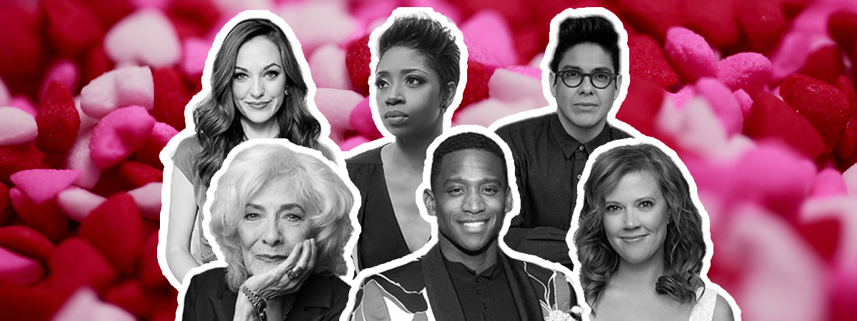 Valentines from Broadway Stars