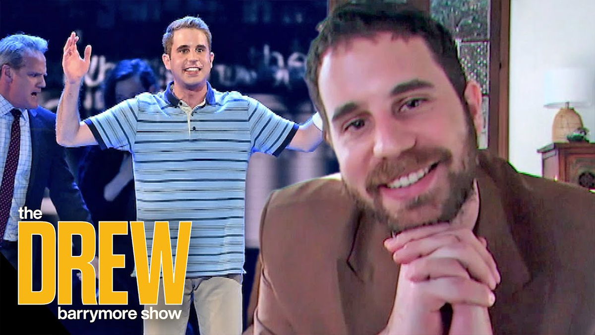 Ben Platt on Drew Barrymore