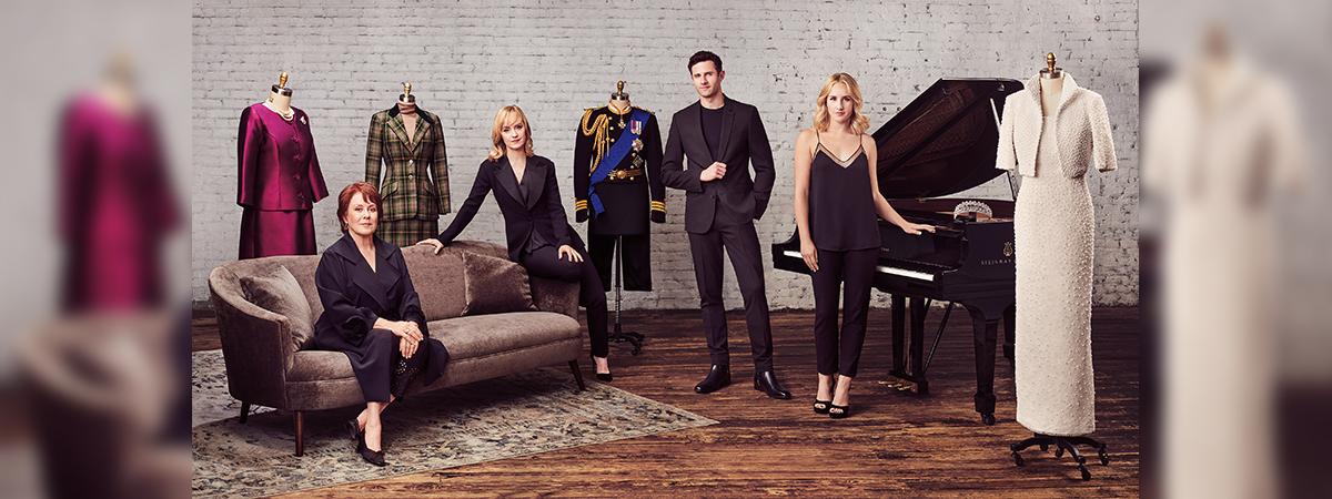 Diana cast