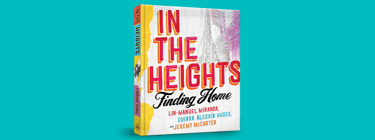 In the Heights Finding Home Book