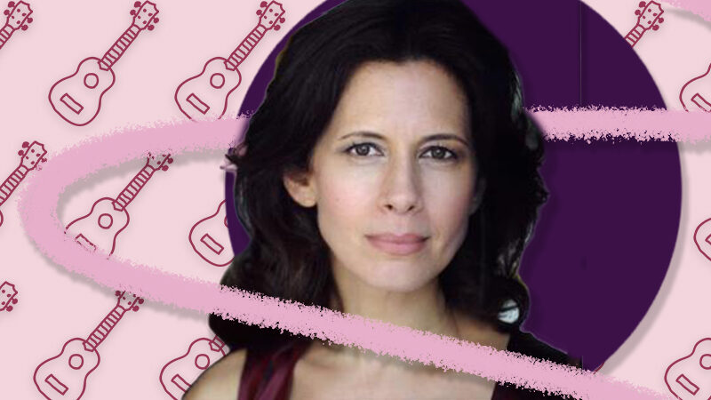 5 Questions with Jessica Hecht