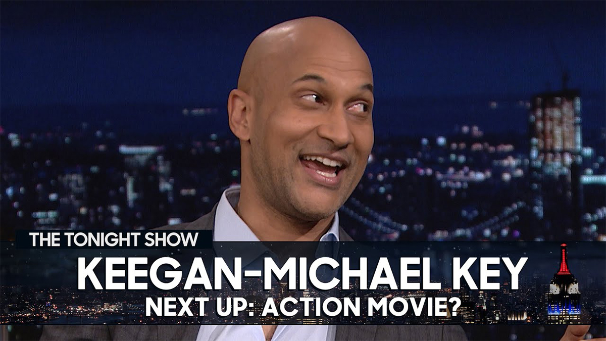 Keegan Michael-Key on the Tonight Show