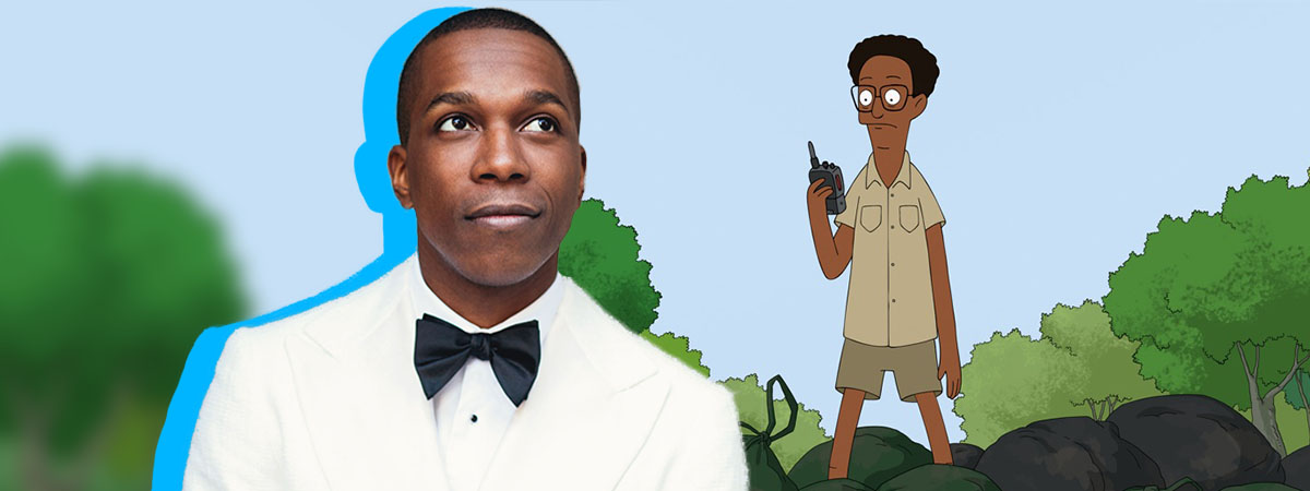 Central Park's Leslie Odom Jr. on the Broadway-Infused Musical Series