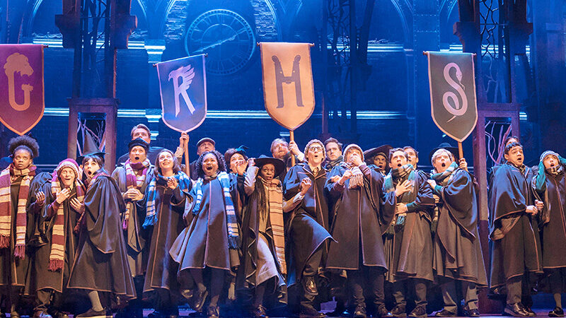 Harry Potter Back on Broadway