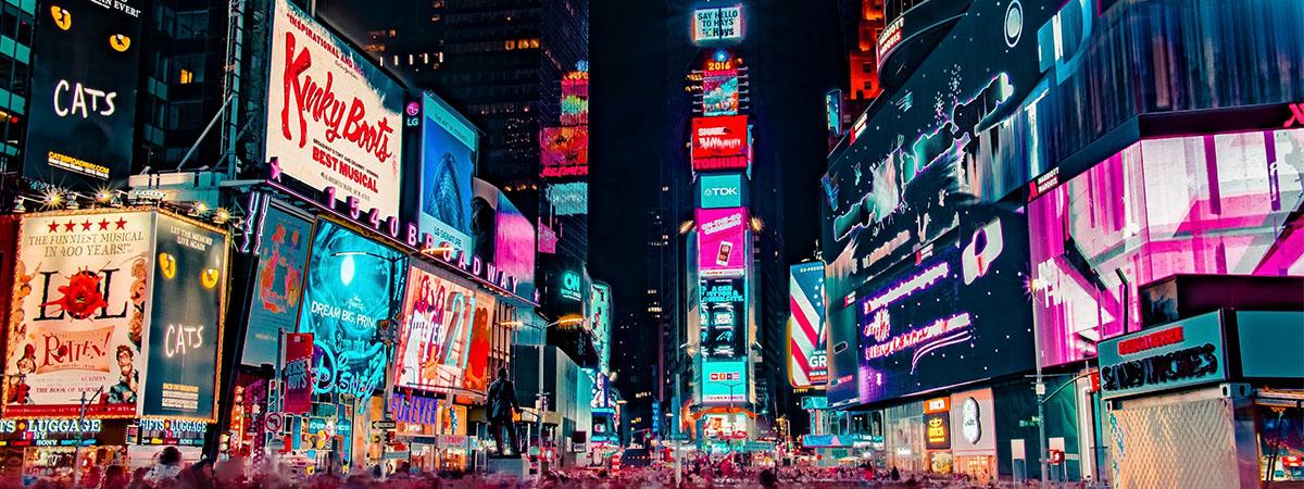Broadway Celebrates Juneteeth Times Square