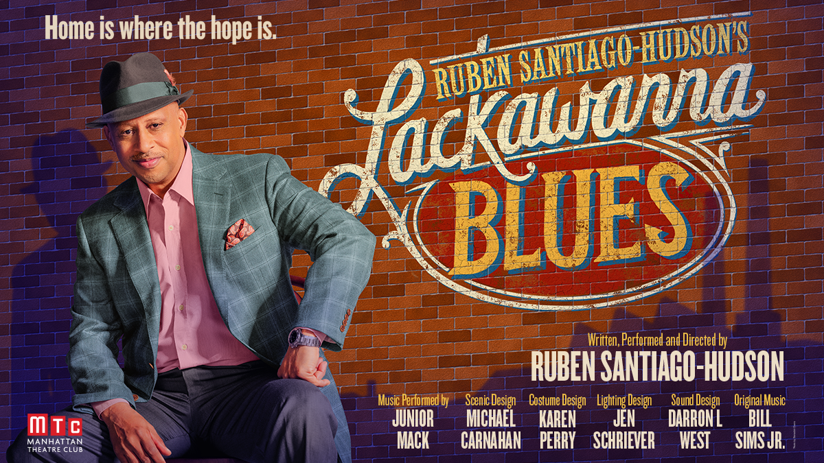 Ruben Santiago-Hudson's Lackawanna Blues