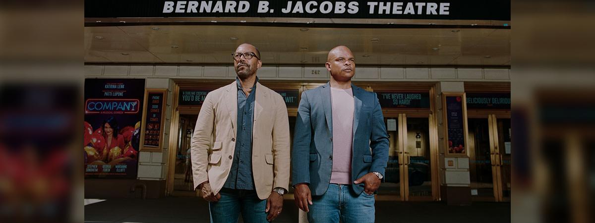Black Theatre Coalition Founders T. Oliver Reid and Warren Adams
