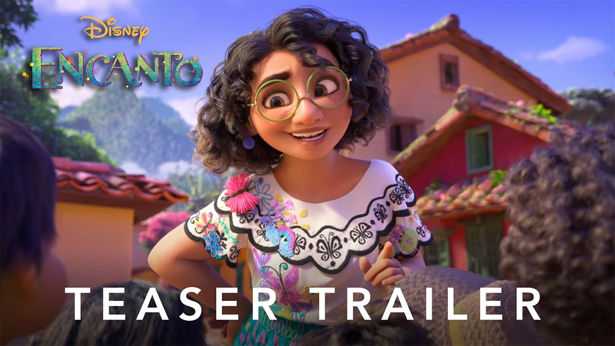 Encanto Trailer with Music by Lin-Manuel Miranda