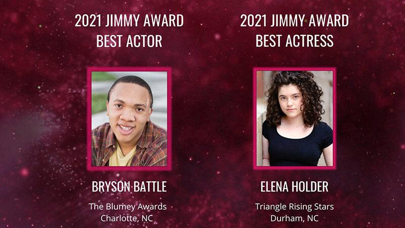 Jimmy Award Winners 2021