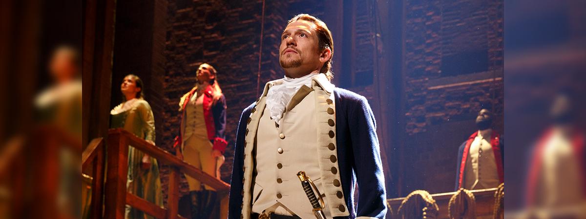 Miguel Cervantes in Hamilton