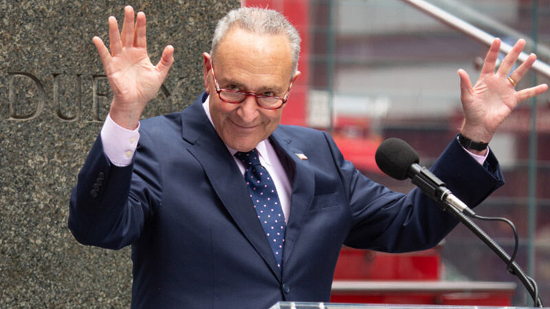 SENATOR CHUCK SCHUMER PAVES THE WAY FOR A LIVELY BROADWAY RETURN