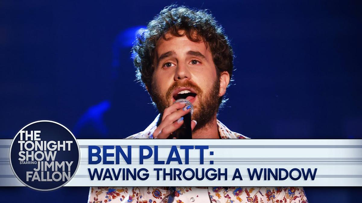 Ben Platt on Fallon