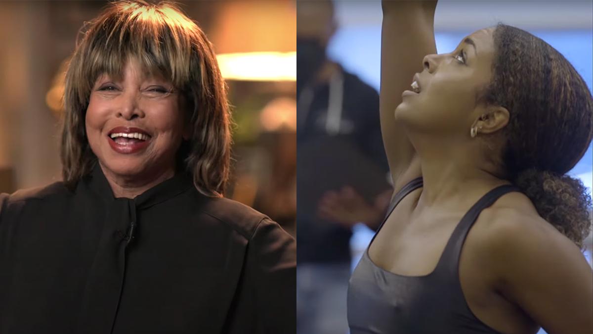 Tina Turner, Adrienne Warren
