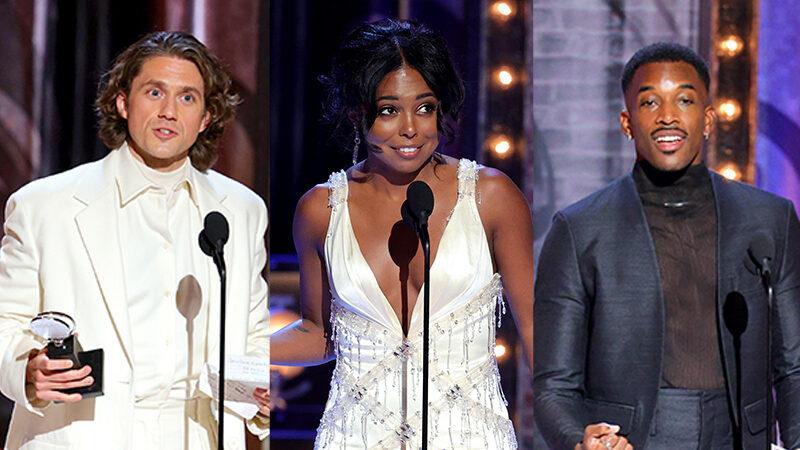 Tony Awards Recap: Aaron Tveit, Adrienne Warren, Britton Smith