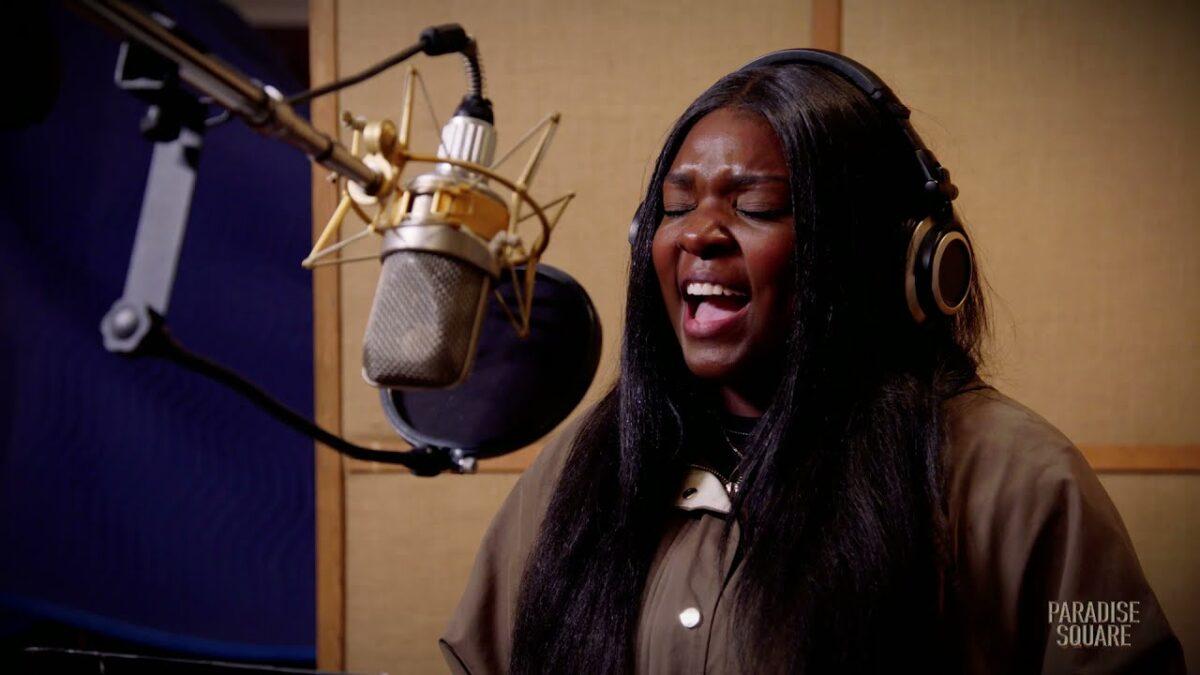 Joaquina Kalukango singing Paradise Square